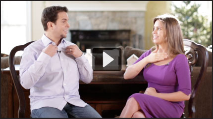 Nick Ortner Jessica Ortner Tapping Summit 2013 Video