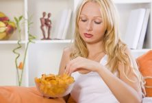 stop emotional eating with eft tapping