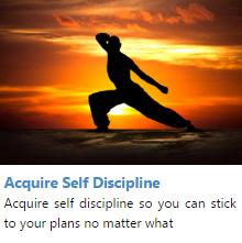 selfdiscipline